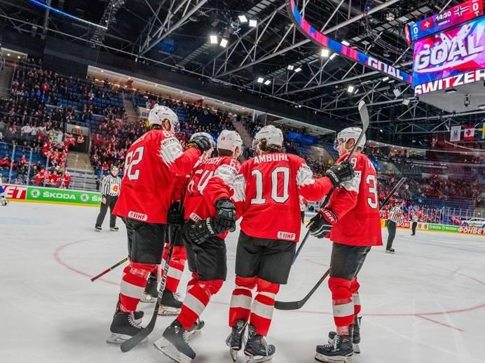 Weltmeisterschaft Eishockey 2021